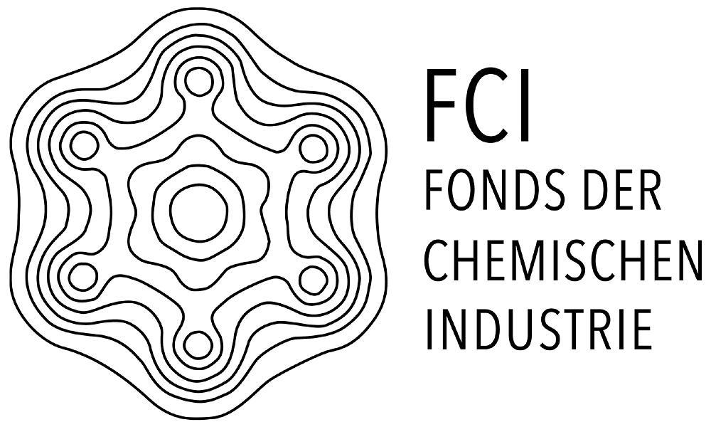 FCI Logo sw mit Schriftzug